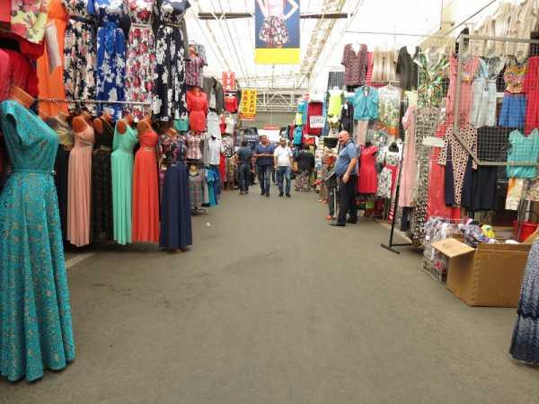 Где в москве находится китайский рынок