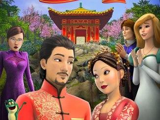 Download The Swan Princess: A Royal Wedding (2020)