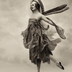 Photograph of Anna Pavlova - Invitation to the Dance - Monte Luke Studio Sydney
