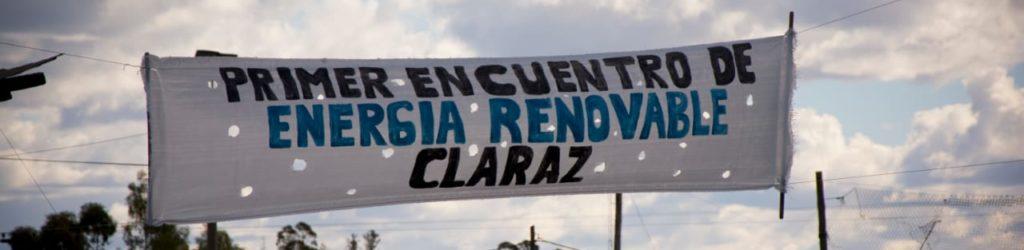 Primer encuentro de energía Renovable - Claraz 2019