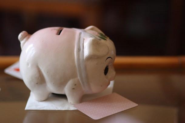 cochon-tirelire