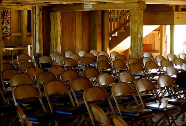 chaises-public
