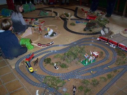 Eisenbahnprojekt