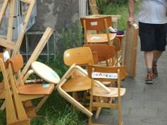 Stühle und mehr