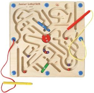 Magnet Labyrinth