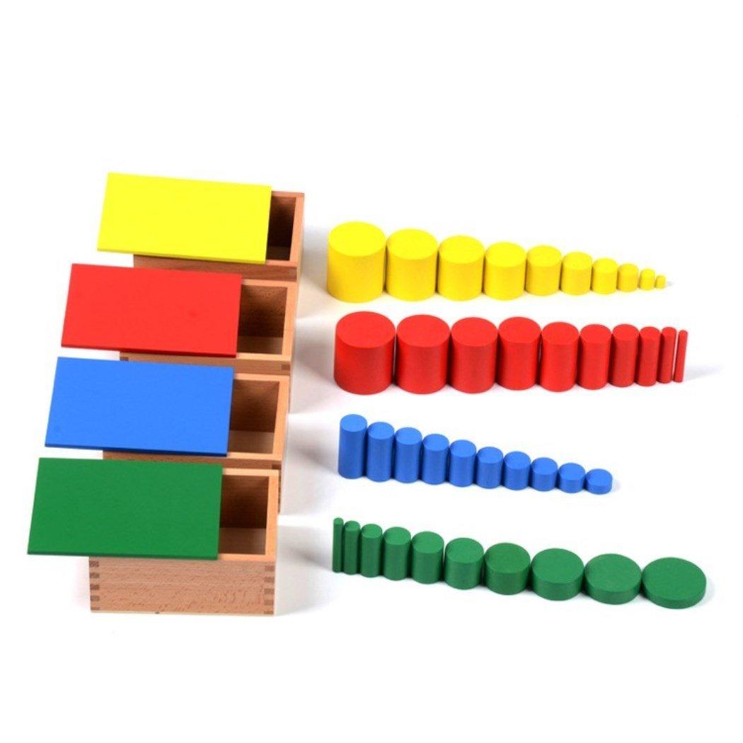 Knob Less Cylinders Pakistan Montessori Council