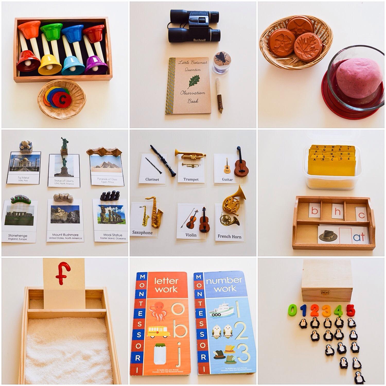 Theme Box 2 Kitchen Kit Pakistan Montessori Council