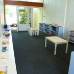 Maternelle côté cour : école Montessori International Bordeaux