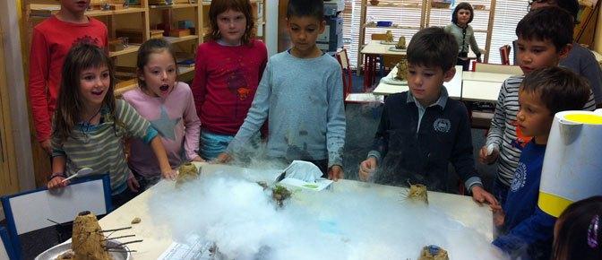 Une semaine à l'école Montessori Internationale de Bordeaux-Gradignan : le jeudi