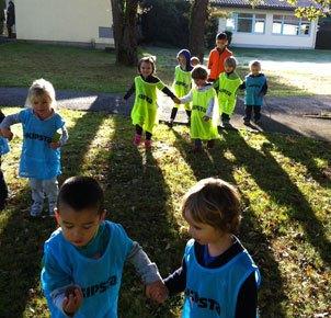 Les saisons en Montessori