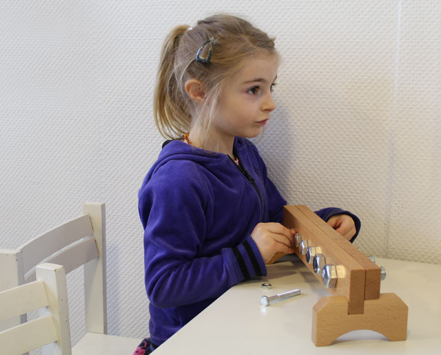 Vie pratique, montessori international Brodeaux