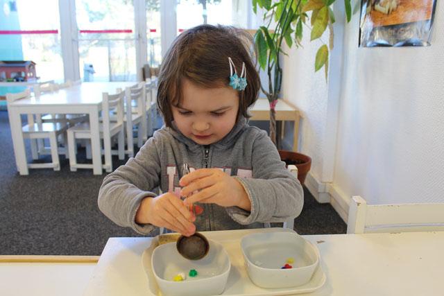 Maternelle Montessori Internationale