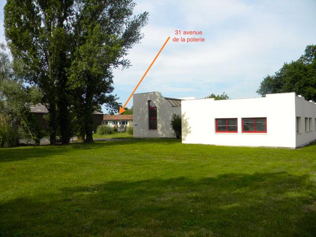 école Montessori Internationale de Bordeaux - nouvelle école