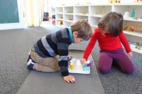 Entraide à l'école Montessori Internationale de Bordeaux-Gradignan