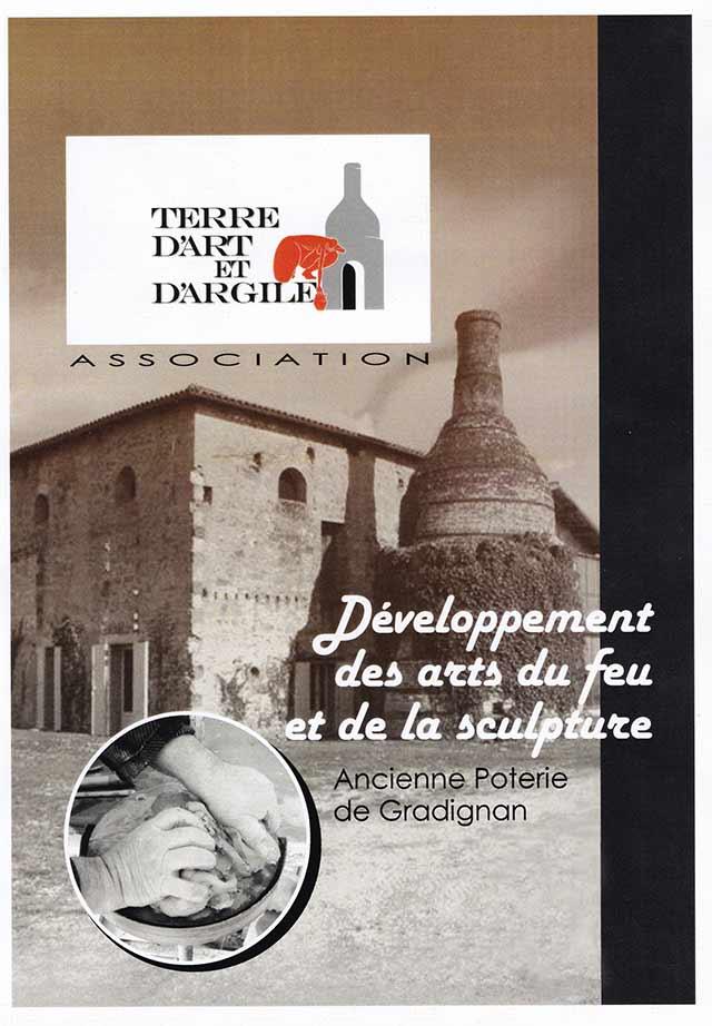 Flyer association -Initiation poterie - école montessori internationale de Bordeaux