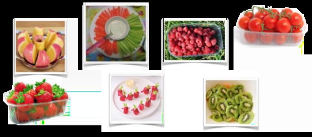 Snack Montessori : mois de mai