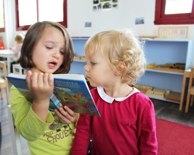 partage montessori