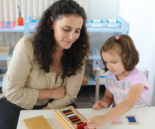 temoignage parent montessori