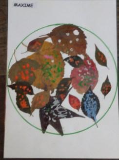 activite montessori automne mandala 3