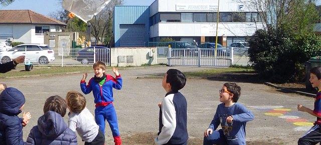 Des expériences de physique en Montessori #4