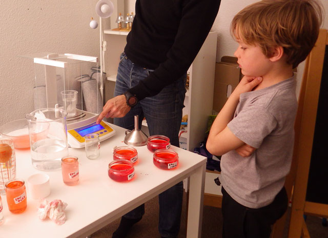 experience montessori poussee archimede 3