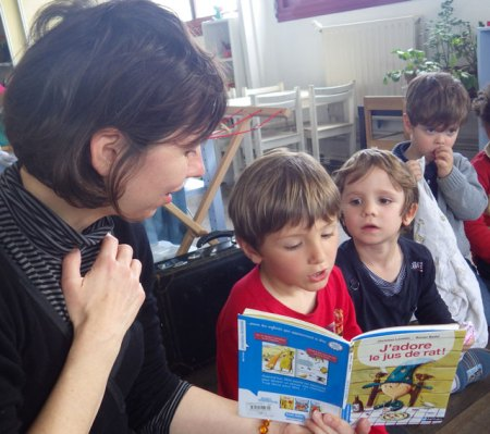 lecture montessori