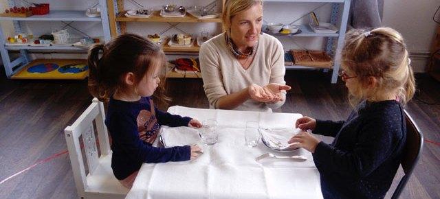 L'importance de l'esthétique en Montessori