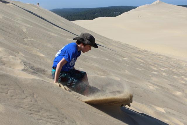 sortie dune pyla montessori international bordeaux 11