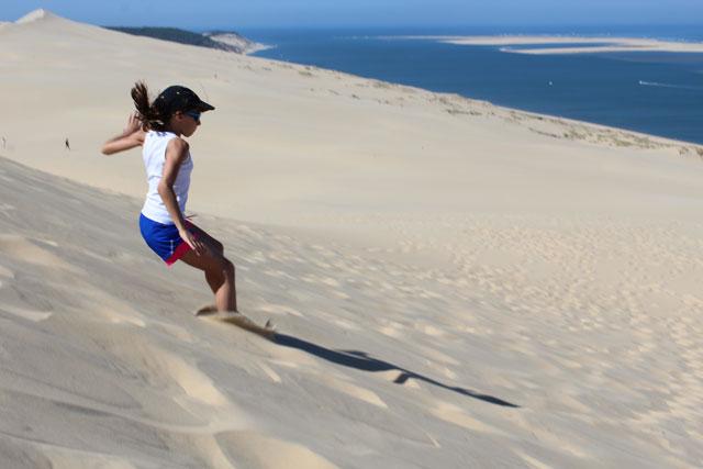 sortie dune pyla montessori international bordeaux 16