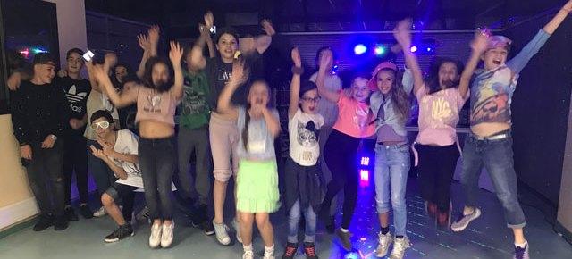 Soirée hip-hop à l'école Montessori