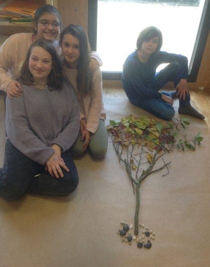 montessori international bordeaux land art 11