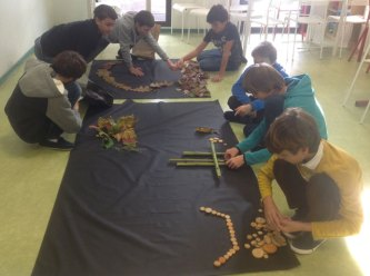 montessori international bordeaux land art 12