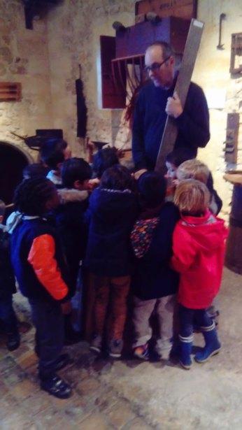 sortie musée maternelle montessori international bordeaux gardignan 15