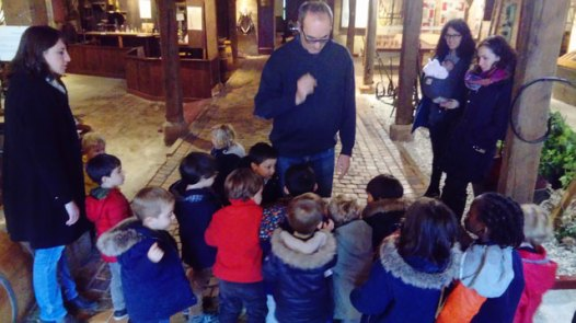 sortie musée maternelle montessori international bordeaux gardignan 5