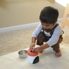 DIY Montessori Materials by Age & Stage