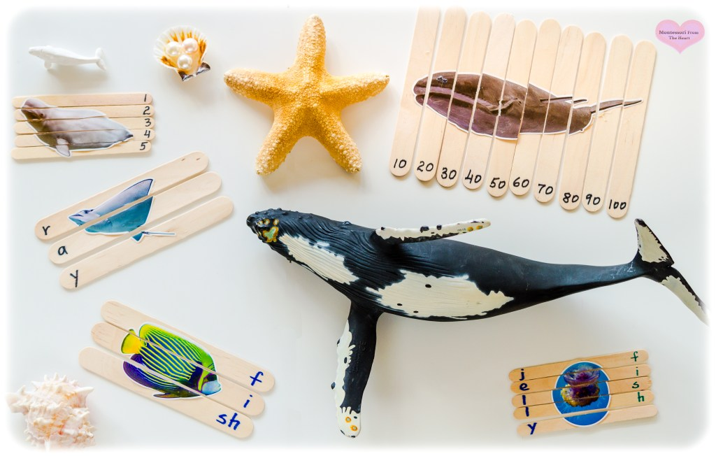 Ocean-DIY-Craft-Sticks-Puzzle-World Whale Day