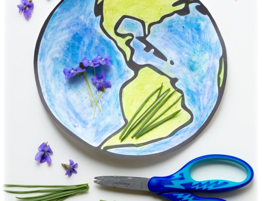 Earth Day Kids Educational Activities Unit Study