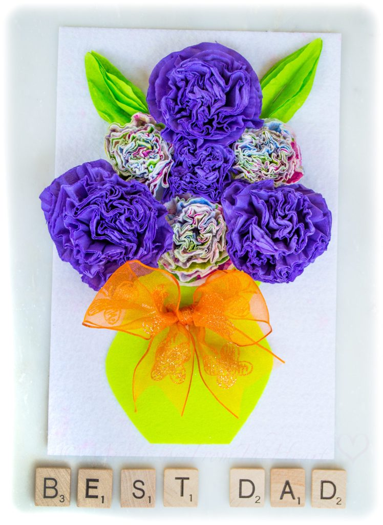 3d-paper-napkin-flower-diy-craft-process-art-kids-activities
