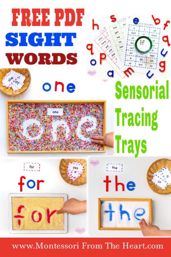 FREE-PDF-Sight-Words-Sensory-Trays