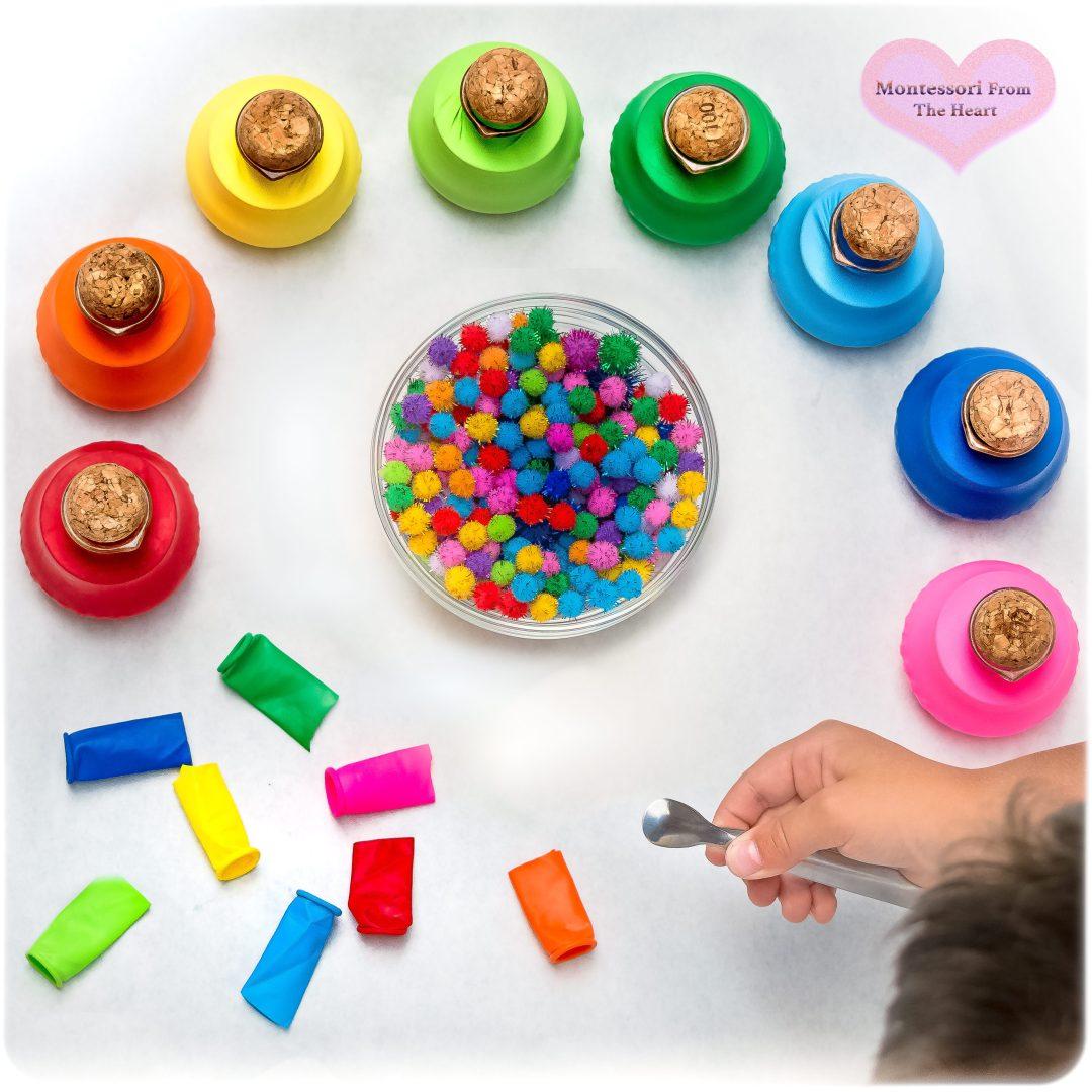 DIY-Color-Sorting-Jars-Kids-Activity