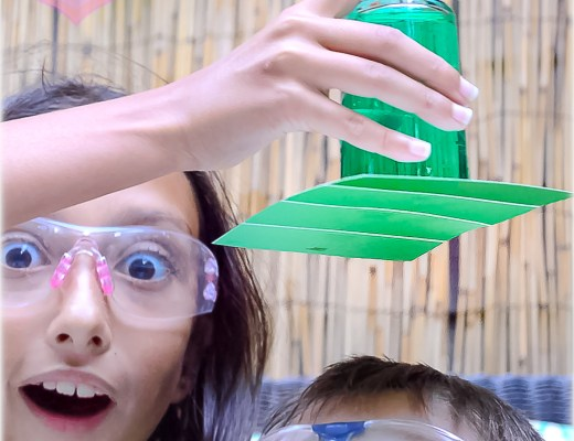 Upside-Down-Water-Cup-STEM-Science-Experiment