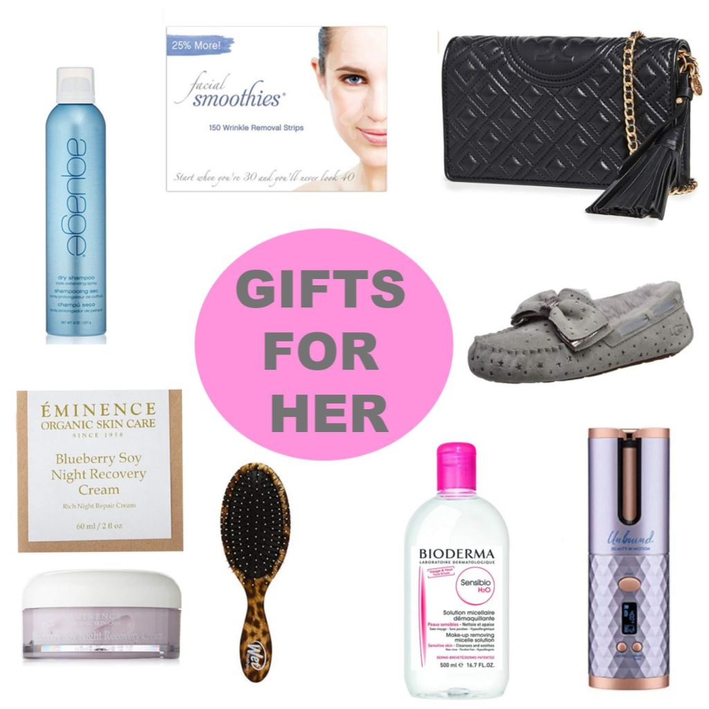 Unique Holiday Gift Guide for HER