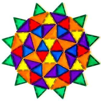 Connetix Tiles STE Toys