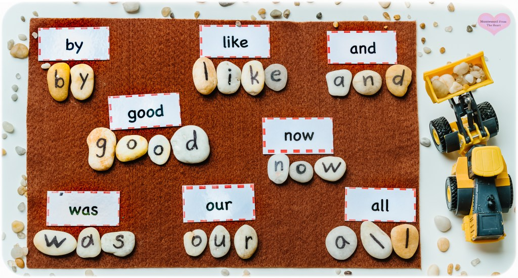 Sight-Words-Stone-DIY-Free-Download