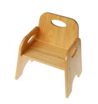 Me-Do-It Weaning chair