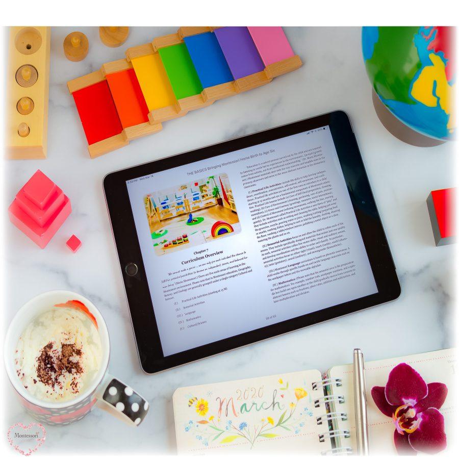 iBook-Montessori-Materials