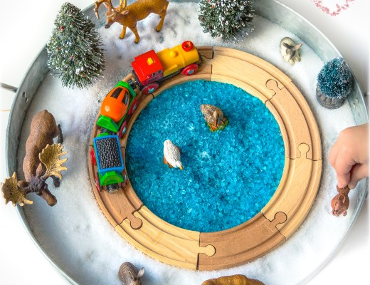 Taste-Safe-Winter-Snow-Train-Tracks-Sensory-Tray