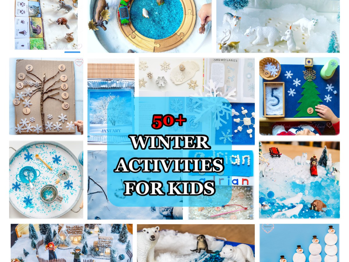 Montessori-Winter-Activities-for-KIDS