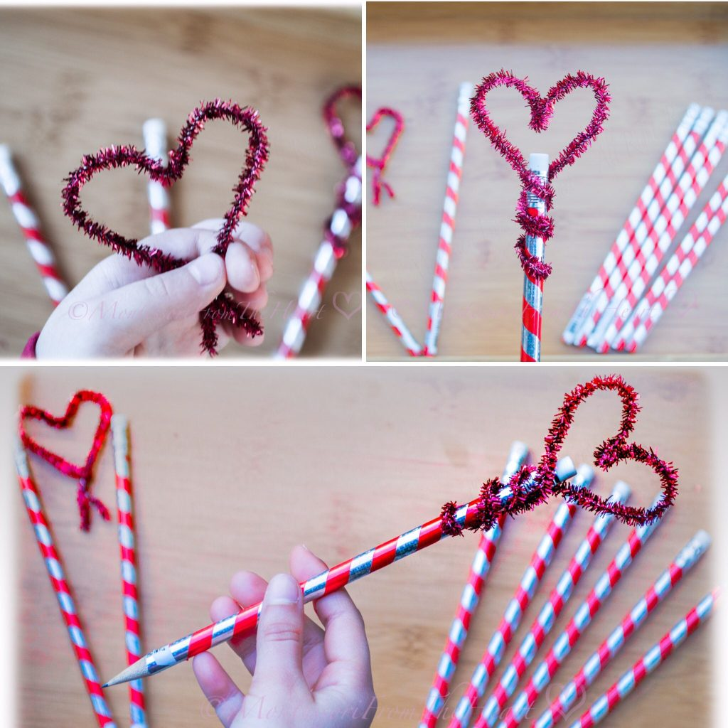 Pipe-Cleaner-Heart-Pencil-Valentine-Class-Gift