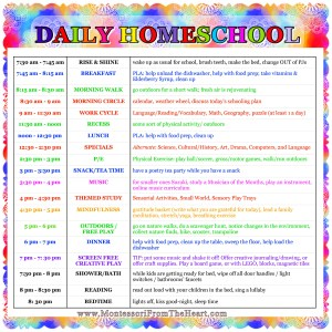 DAILY-HOMESCHOOLING-SCHEDULE